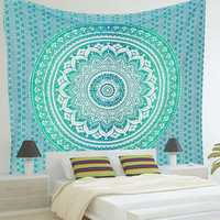 Women Ladies Beach Scarf Shawl Towel Tapestry Wall Hanging Decor Handtuch