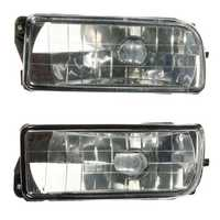 Car Front Bumper Fog Lights Clear Glass Lens with No Bulb for BMW E36 3-Series 1992-1998