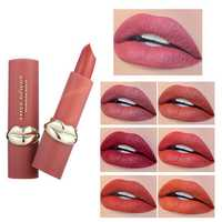 MISS ROSE 12 Color Matte Velvet Lip Stick