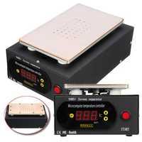 948S+ LCD Phone Screen Separator Repair Plate Machine Build-in Vacuum Pump