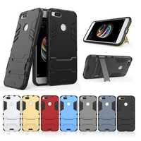Bakeey Hybrid Armor Stand TPU & PC Back Protective Case For Xiaomi Mi A1 / Xiaomi Mi 5X