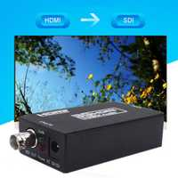 1080P HD To SDI Converter Adapter Coaxial Cables Video Audio HD Extender