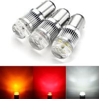 1pcs 1157 BAY15D 6SMD LED Car Reverse Brake Tail Lights Turn Bulb Lamp 30W 600LM DC12-24V