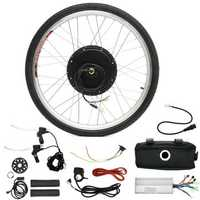 LCD + 48V 1000W 26inch Hight Speed Scooter Electric Bicycle E-bike Hub Motor Conversion kit