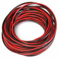 10M Speaker Cable Wire Motorcycle Car Audio System Sound Stereo HiFi