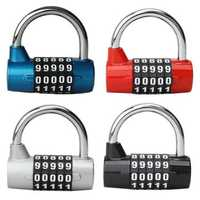 4 or 5 Digit Security Lock Practical Travel Bag Luggage Padlock Combination Lock