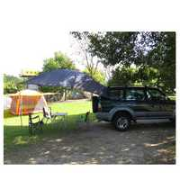 Shelter Truck Car Tent Trailer Awning Rooftop Camper Outdoor Canopy Sunshade