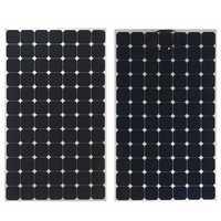Elfeland SP-34 300W 42V Sunpower Semi-Flexible Solar Panel Battery Charger For RV Boat