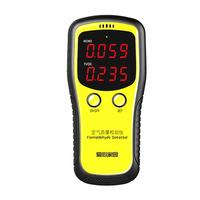 Formaldehyde Detector HCHO & TVOC & Benzene Without Batteries Air Analyzers
