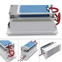 7g/h Ozone Generator 220V Generator Water Air Cleaner With Ceramic Plate