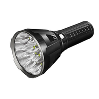 IMALENT MS18 18 x XHP70 100000Lumens 8Modes High Brightness LED Flashlight