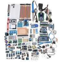 Geekcreit UNO Mega Nano Sensor Relay bluetooth Wifi LCD Beginner Starter Kits For Arduino No Battery Version