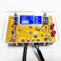 Winners® 10A DC-DC LCD Adjustable Step Down Power Supply Voltage Current Display Module With Housing