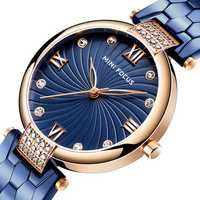 MINI FOCUS MF0186L Luxury Analogue Women Wrist Watch