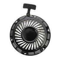 13HP Car Recoil Starter Assy Black Engine Pull Start For Honda GX340 GX390