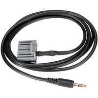 Car 3.5mm AUX-in Audio Cable Male Interface Adapter for Honda Accord Civic CRV