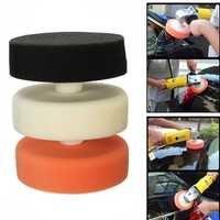 M16 150mm Car Buffing Polishing Sponge Head Pad Mop Thread Compounding