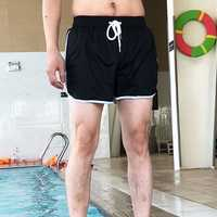 Mens Summer Quick Dry Mesh Breathable Shorts