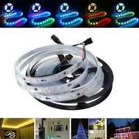5M SMD5050 RGB Dream Color 1903 Waterproof IP67 LED Flexible Strip Light Lamp DC12V