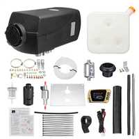 Diesel Air Heater Diesel Fuel Parking Heater Car LCD Switch Warming Equipment Kit