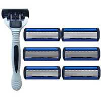 Man's Shaving Razor Manual Old-fashioned Shaver
