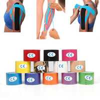 5CM X 5M Sports Fitness Kinesiology Tape Muscle Care Elastic Adhesive Bandage