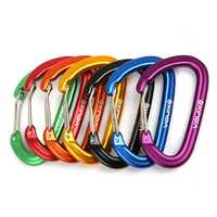 XINDA 1 PC Safety Carabiner Rock Buckle Outdoor Camping Climbing Lock Security Swing Buckle