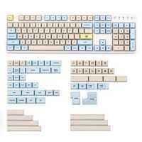 Moonlanding 1969 165 Key XDA Profile Dye-sub PBT Keycaps Full Layout Keycap Set