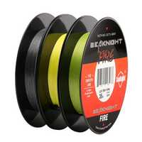 SeaKnight FIRE Fishing Line 150M Fire Filament Line Ultra-Casting Smooth Super PE Line Floating Line