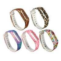 Colorful Smart Replacement Silicone Wrist Strap WristBand for XIAOMI MI Band 2
