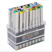 36 Pcs Artist Sketch Markers for School Drawing Marker Pen Classic Design