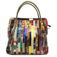 Women's Genuine Leather Handbag Shoulder Messenger Bag
