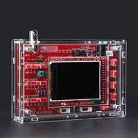 Original JYETech DSO138 Assembled Digital Oscilloscope Module With Transparent Acrylic Housing