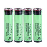 4PCS NCR18650B 3.7V 3400mAh Protected Rechargeable Lithium Battery