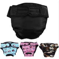 Dog Diaper Physiological Pet Pants Washable Female Dog Shorts Panties Menstruation Underwear