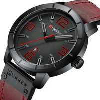 CURREN 8327 Casual Style Date Display Men Wristwatch
