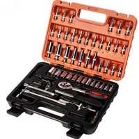 Auto Maintenance Repair Tool Set of 53 Household Combination Wrench Sleeve Set