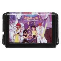 16bit Yuu Yuu Hakusho - Makyou Toitsusen Game Cartridge for Sega Mega Drive Console