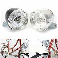 XANES XL27 1500LM LED Bike Bicycle Headlight Waterproof Vintage Retro Cycling Front Light