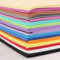 32PCS A4 2mm Foam Sheets Sponge Paper DIY Foam Flower Craft Material DIY Jewelry 16 Color