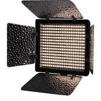 YONGNUO YN300 II Bi-color 3200K-5500K LED Video Light Studio Lighting with Remote Control
