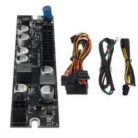 DC 12V 250W Psu 24Pin All Solid State Power Supply HTPC Mute Power Module