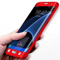 Bakeey Full Body Case With HD Screen Protector For Samsung Galaxy J3/J5/J7 EU Version 2017