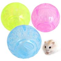 Plastic Pet Rodent Mice Jogging Ball Toy Hamster Gerbil Rat Exercise Balls Play Pet Toys