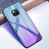 Bakeey Gradient Tempered Glass Shockproof Protective Case For Huawei Mate 20 Pro