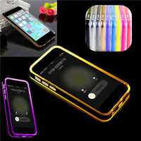 Incoming Call LED Flashlight Case For iPhone 6 6s
