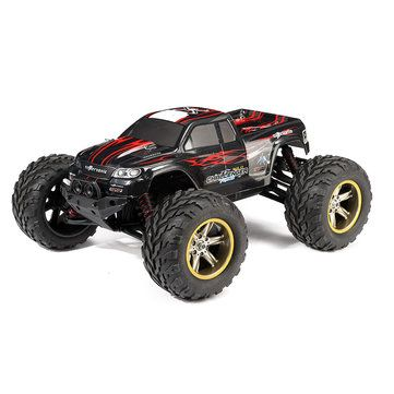 9115 33+MPH 1/12 2.4GHz 2WD High Speed OFF Road RC Car Remote Control Monster Truck Toys