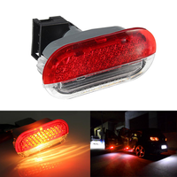 LED Interior Courtesy Door Card Light Red for VW Sharan Golf MK4 GTI Bora