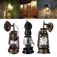 AC220V Retro Vintage E27 Wall Lamp Light Sconce Home Decor