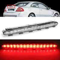 LED Third Brake Light High Mount Stop Lamp Red for Mercedes-Benz CLK W209 2002-2009